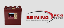 BEINING BATTERIES FCG 6V